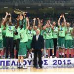 Κύπελλο Ανδρών 2014-2015