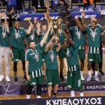 Κύπελλο Ανδρών 2015-2016