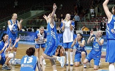 Γυναικών: Τα προηγούμενα Ευρωμπάσκετ της Εθνικής