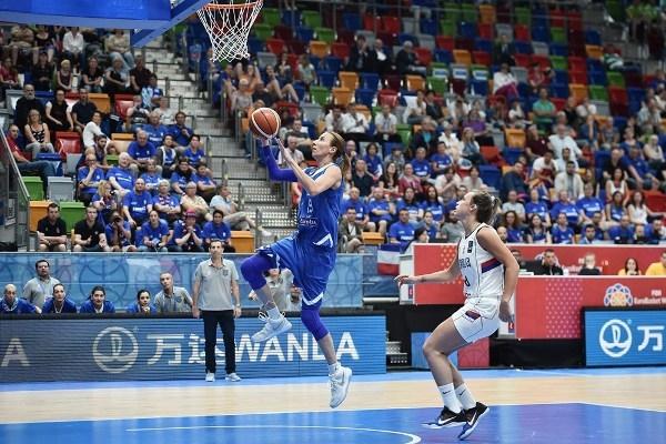 Ευρωμπάσκετ Γυναικών: Τεράστια νίκη στην πρεμιέρα!