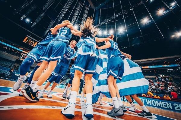 Ευρωμπάσκετ Γυναικών: Ιστορική νίκη και Παγκόσμιο Πρωτάθλημα