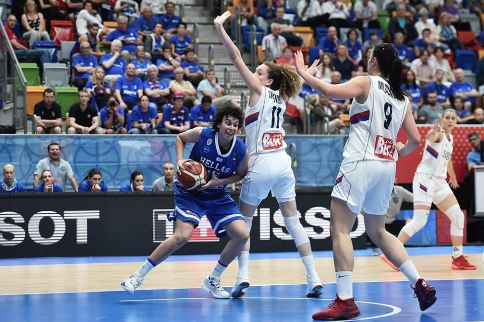 Το πανόραμα του Ευρωμπάσκετ Γυναικών
