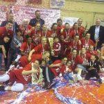 Κύπελλο Γυναικών 2017-2018
