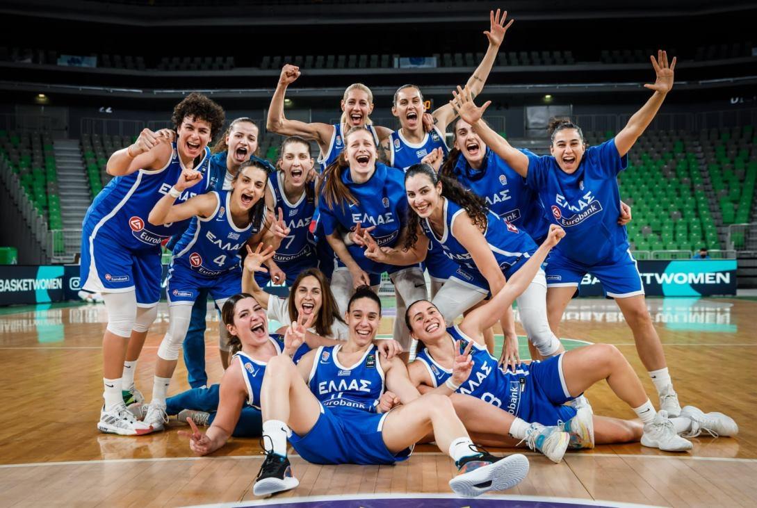Ευρωμπάσκετ Γυναικών: Το πρόγραμμα των αγώνων