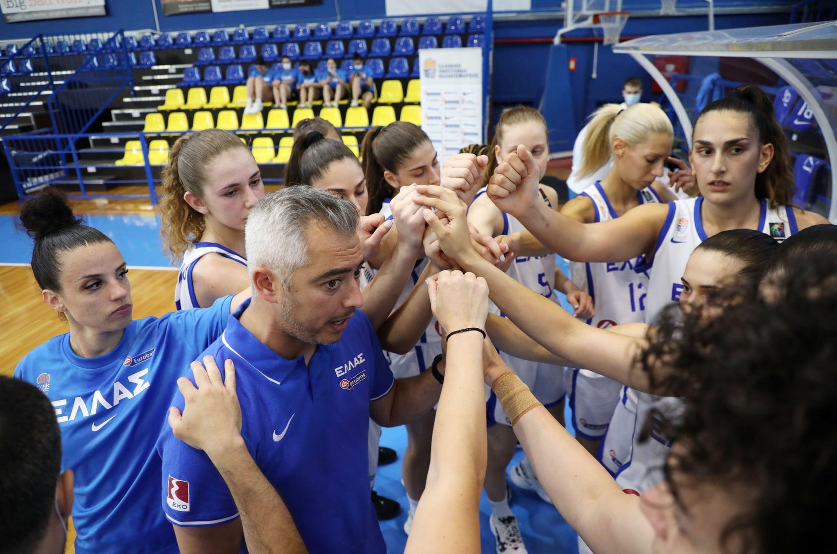 Γυναικών: Σλοβακία-Ελλάδα 64-59