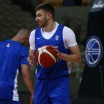 Ρογκαβόπουλος: «Πολύ τιμητικό να είμαι στην Εθνική ομάδα με αυτούς τους παίκτες»
