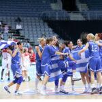Γυναικών: Οι συμμετοχές σε Ευρωμπάσκετ