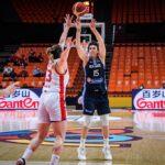 Γυναικών: Μαυροβούνιο-Ελλάδα 70-55