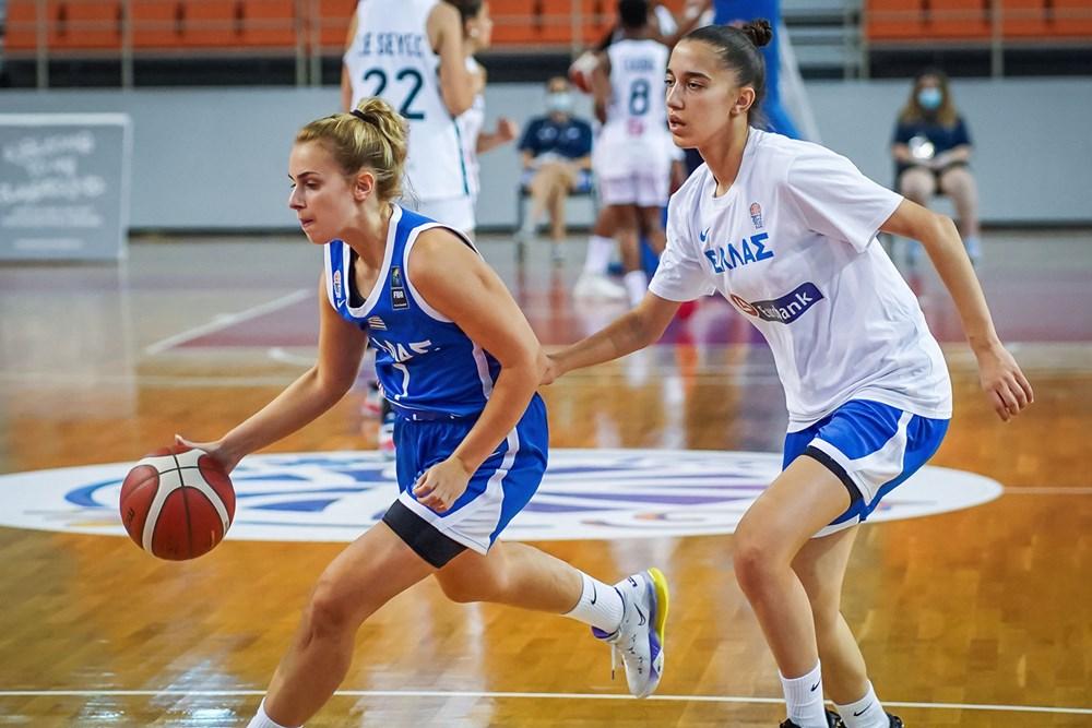 Νεανίδων: Γαλλία – Ελλάδα 72-27 (vid)