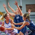 Νεανίδων: Ελλάδα – Σλοβακία 56-54 (vid, pics)