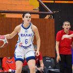 Νέων Γυναικών: Ελλάδα – Αρμενία 88-52 (vid)