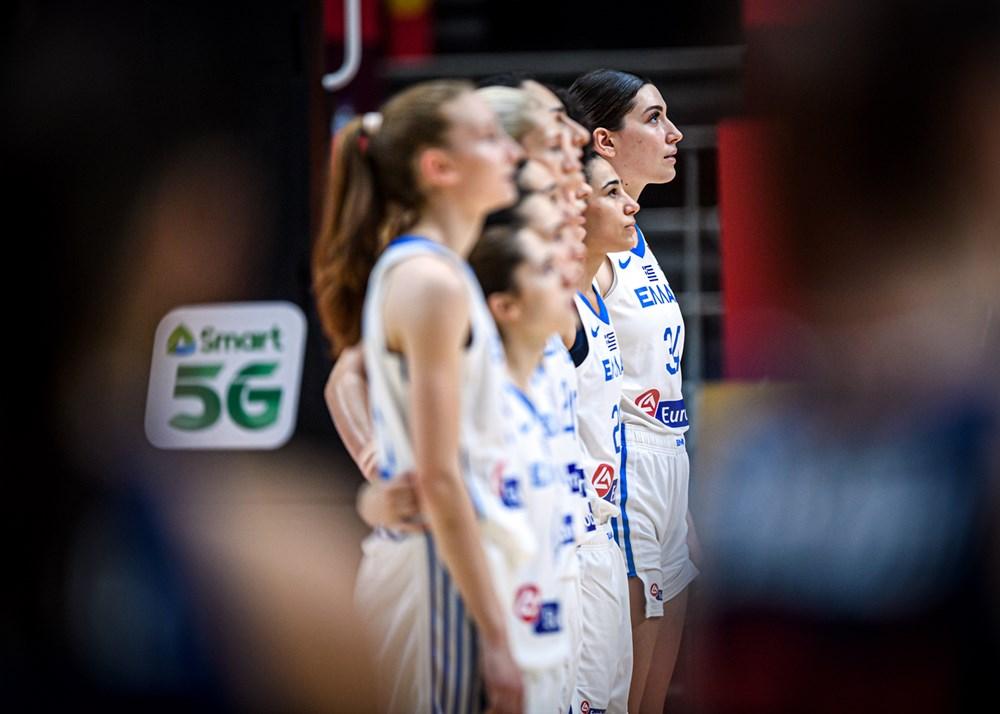 Στην Ξάνθη η Εθνική Γυναικών για τα προκριματικά του Ευρωμπάσκετ 2023
